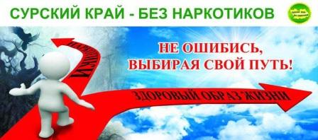 Концерт «Сурский край — без наркотиков!»